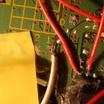 Reperatur einer defekten Wii mit durchtrennten Leiterbahnen
